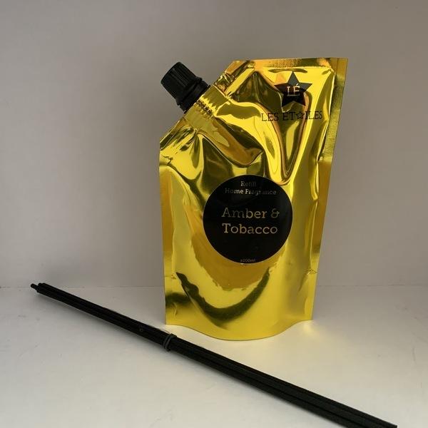 Amber & Tobacco