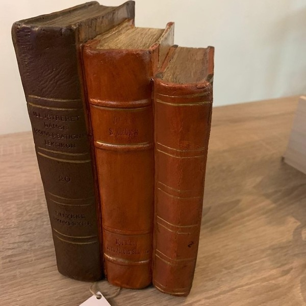 3 Boeken